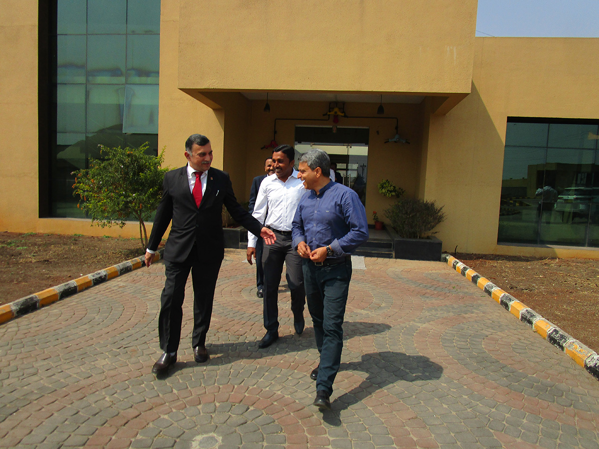 IOCL Chairman Shri Shrikant Vaidya Visit 21.02.2020