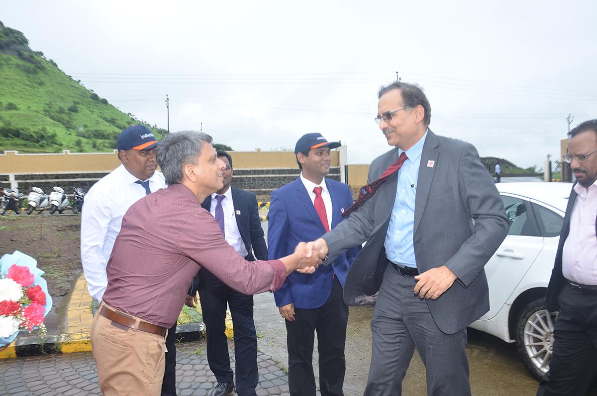 IOCL Ex-Chairman Shri Sanjiv Singh Visit 02.02.2019