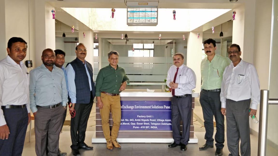 IOCL R&D Director Shri S.S.V Ramakumar Visit 14.11.2019